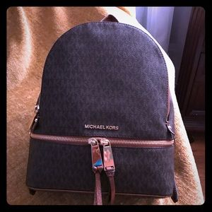 Michael Kors Rhea Backpack new with tag